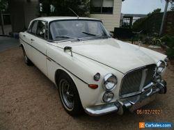 Rover P5 V8 coupe