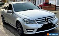 damaged repairable salvage cars Mercedes C250 AMG SPORT+ BlueEf-CY FLOOD DAMAGED