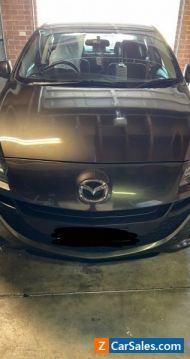 Mazda 3 2009 Maxx Sport