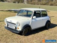1995 Mini Classic Mini 1.3 L SPI Fuel Injected