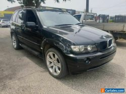 2003 Bmw X5 Automatic Wagon