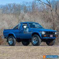 1980 Toyota 4X4 SR5 4x4 Short Bed Pickup
