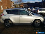 Toyota Rav4 2.2 diesel automatic metallic silver low mileage excellent condition