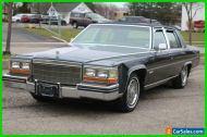 1982 Cadillac Fleetwood 4dr Sedan
