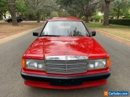 1988 MERCEDES BENZ 190E 2.6 (FACTORY COSWORTH OPTIONS)