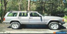 Jeep Cherokee XJ 2001 4x4 Classic auto last of the series like wrangler suv car
