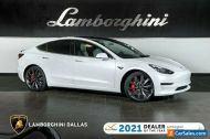 2020 Tesla Model 3 Performance Model 3 Performance