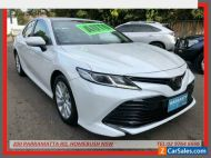 2019 Toyota Camry ASV70R MY19 Ascent White Automatic 6sp A Sedan