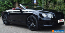 Bentley GTC Short Term Lease Hire 1 -6 Months, From £3583 p/m, Drivers 25+