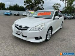 2011 Subaru Liberty MY11 2.5I Grey Automatic A Sedan
