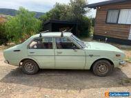 Toyota Corolla 1978 SE 4 door sedan