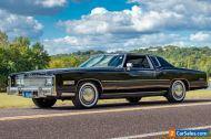 1977 Cadillac Eldorado Eldorado Biarritz