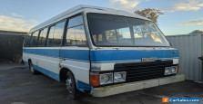 MAZDA T3000 DIESEL BUS MANUAL - SUIT TO MOTORHOME / CAMPERVAN