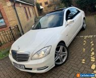 MERCEDES S350 AMG LWB LIMOUSINE - PAN ROOF - FULL SERVICE HISTORY-HPI CLEAR E220