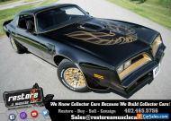 1977 Pontiac Trans Am SE 4 Speed Bandit Y82, 24k Miles, PHS, Original