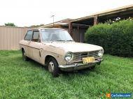 1967 B10 Datsun 1000 deluxe
