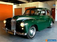 1953 Lanchester Leda LJ200 Saloon Auto # Daimler rover humber jaguar mg mercedes