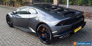 Lamborghini Huracan Short Term Lease Hire 1-6 Months, From £4833 p/m, Age 25+