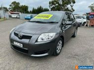 2007 Toyota Corolla ZRE152R Ascent Grey Manual 6sp M Hatchback