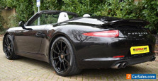 911 Cabriolet- Short Term Lease Hire 1-6 Months -From £2916 p/m, Drivers 25+