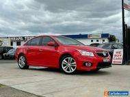 2013 Holden Cruze JH Series II SRi-V Sedan 4dr Spts Auto 6sp 1.6T (June) [MY14