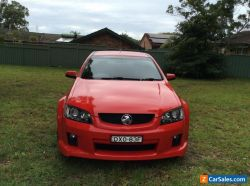 Holden Commodore 2010 VE SSV V8 Automatic UTE