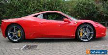 Ferrari 458 Short Term Lease Hire 1-6 months. From £4833 p/m, Drivers 25+