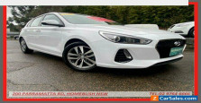 2019 Hyundai i30 PD2 MY19 Active White Automatic 6sp A Hatchback