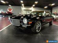 1970 Chevrolet Camaro SS Custom