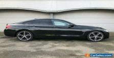 2018 BMW 420i Sport GRAN COUPE M Sport spec