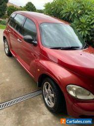 2004 Chrysler PT Cruiser - Bargain Cheap - Not Mazda CX3, RAV 4, X-TRAIL, CX-5
