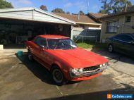 Celica Toyota 1977 Gen 1 RA23 Original Condition Factory A/C 2 ltr 2 Door 5 Spd.