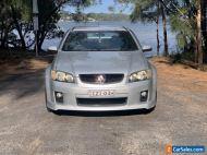 SYDNEY: 2008 MY09 Holden VE SV6 Commodore 3.6L 6 Speed Automatic Sedan