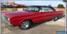 Dodge: Coronet Hardtop