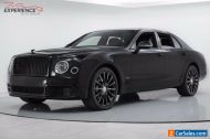 2019 Bentley Mulsanne Speed 4dr Sedan