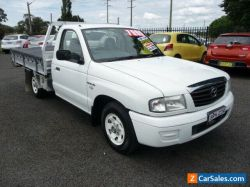 2006 Mazda B-Series BRAVO DX 2.5 Turbo Diesel Manual 2WD Tidy Ute Low kms