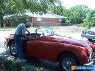 1961 Jaguar XK