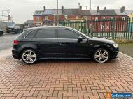 Audi A3 S Line TDI 2.0L Sportback LOW MILES!!!!