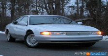 1995 Chrysler LHS Base 4dr Sedan Sedan 4-Door Automatic 4-Speed
