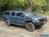 Holden Rodeo Ra 2003 turbo diesel 4x4 4WD twin cab Dual cab 3L manual Ute