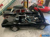 1972 CHEVROLET CORVETTE STINGRAY 350 V8 CHROME BUMPER RARE!!