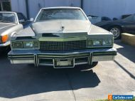 Cadillac Fleetwood, 1987 Model , Blue, Automatic, 26,236Miles, unregistered.