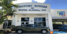 2006 Honda Ridgeline RTL with MOONROOF, CERTIFIED, leather, v6, loaded