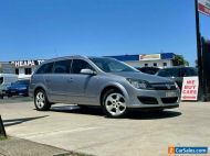 2006 Holden Astra AH CDX Wagon 5dr Auto 4sp 1.8i [MY06] Silver Automatic A
