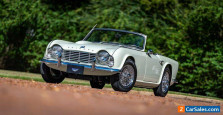 1965 Triumph TR4 Convertible