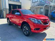 2017 Mazda BT-50 UR0YG1 XTR Red Automatic A Utility