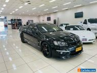 2012 Holden Special Vehicles Maloo E3 MY12.5 R8 Black Manual 6sp M Utility