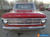 1969 Ford F-100 3 SPEED