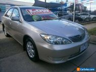 2005 Toyota Camry ACV36R Upgrade Altise Automatic 4sp A Sedan