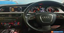 Audi 2010 A5 3.2 fsi Quattro Convertible